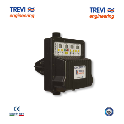 PRESS CONTROL INVERTER TREVI LOGIC STP 8,5